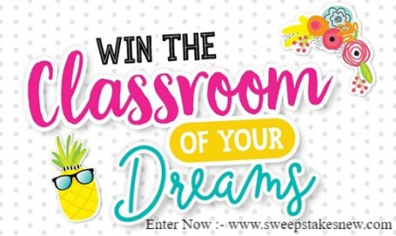 Carson Dellosa Education Classroom of Your Dreams Sweepstakes