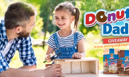 Little Debbie Fathers Day Giveaway