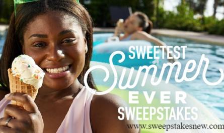 Hudsonville Ice Cream Summer Sweepstakes