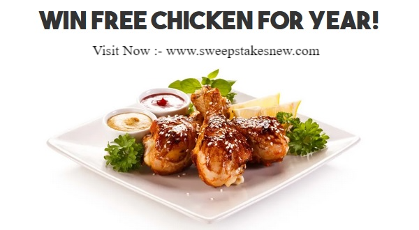 Free Chicken for a Year Contest
