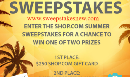 Shop Summer Sweepstakes