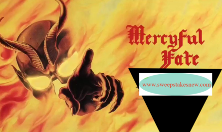 Big Music geek Mercyful Fate Giveaway