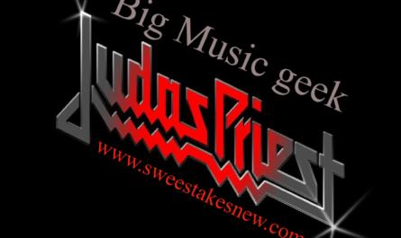 Big Music geek Judas Priest Giveaway