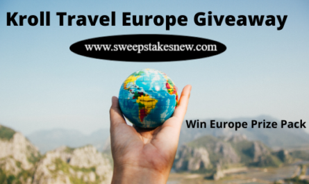 Kroll Travel Europe Giveaway