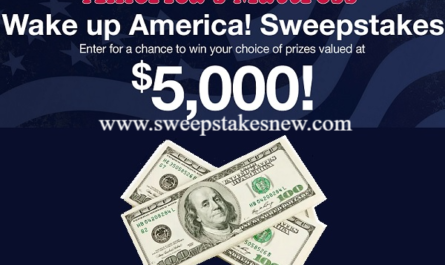Americas Mattress Wake Up America Sweepstakes