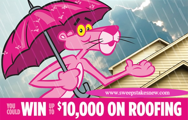 Owens Corning Roofing Makeover Sweepstakes