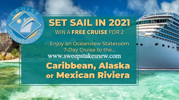 Cruise Connections Free Cruise Contest