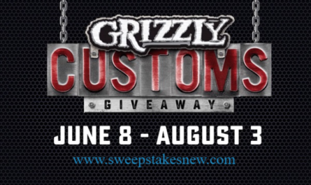 My Grizzly Customs Instant Win Game