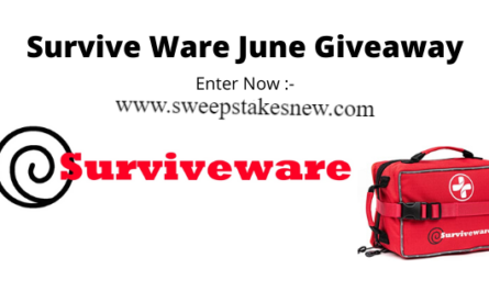 Survive Ware June Giveaway