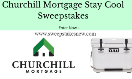 Churchill Mortgage Stay Cool Sweepstakes