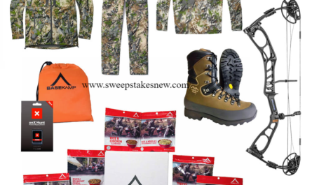 Skre Gear Elite Hunter Giveaway