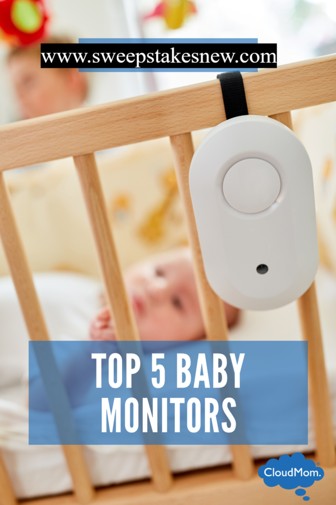 Cloud Mom Baby Monitor Giveaway