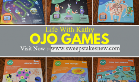 Life With Kathy Ojo Games Giveaway