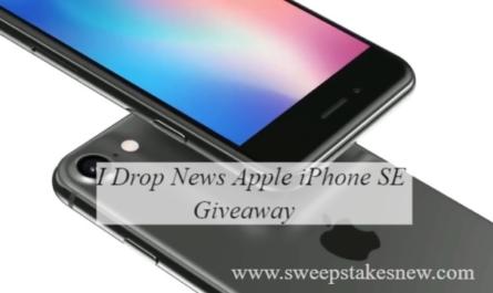 I Drop News Apple iPhone SE Giveaway