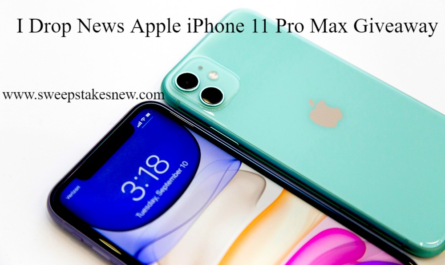 I Drop News Apple iPhone 11 Pro Max Giveaway