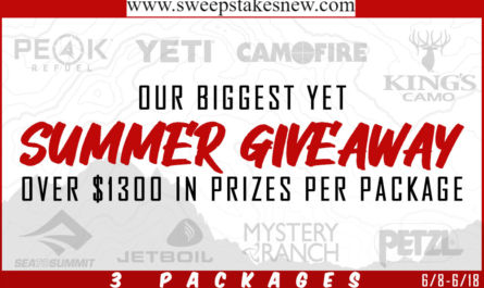 Black Ovis Summer Giveaway
