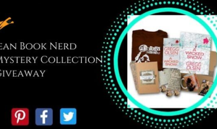 Jean Book Nerd Mystery Collection Giveaway