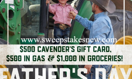 Father's Day Essential Workers Giveaway
