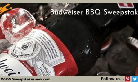 Budweiser BBQ Sweepstakes