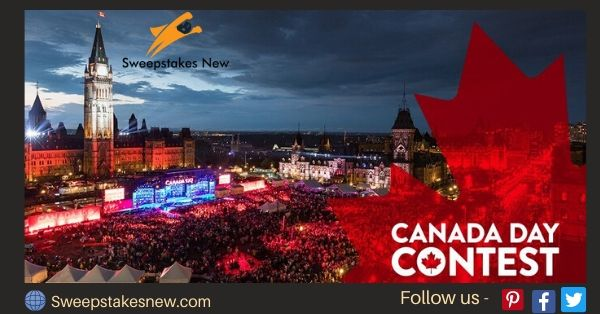 Ottawa Tourism Canada Day Contest