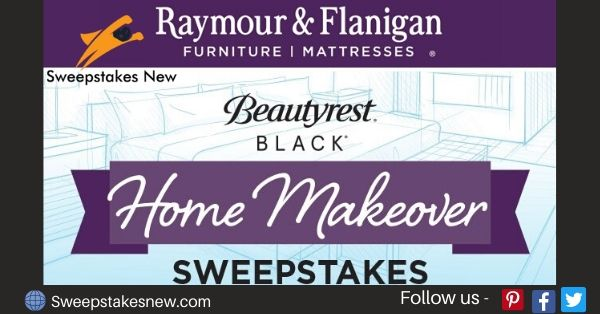 Raymour & Flanigan Home Makeover Sweepstakes