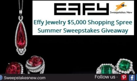 Effy Jewelry Summer Shopping Spree Sweepstakes