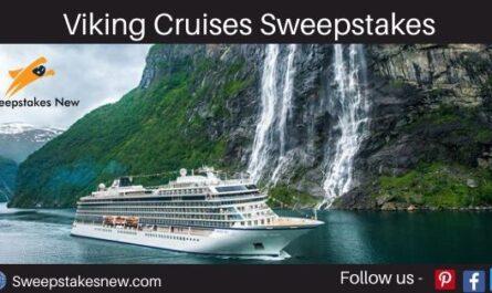 Viking Cruises Sweepstakes