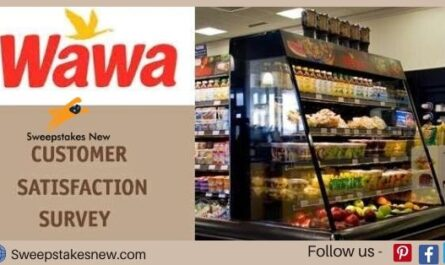 My Wawa Visit Satisfaction Survey Sweepstakes