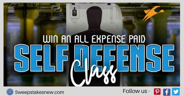 Charge Media Partners Self-Defense Sweepstakes