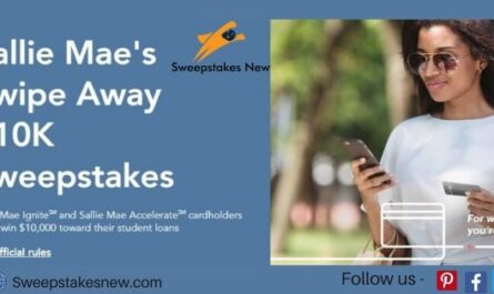 Sallie Mae Swipe Away $10K Sweepstakes