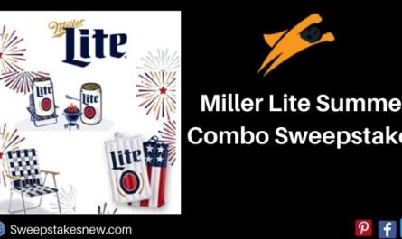 Miller Lite Summer Combo Sweepstakes