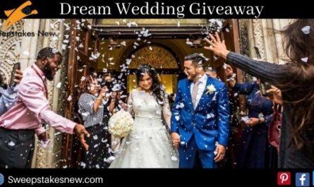 Dream Wedding Giveaway