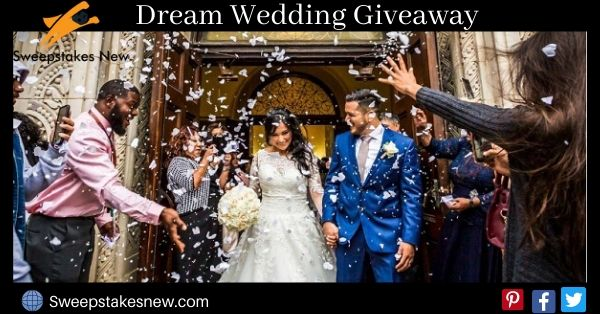 Dream Wedding Giveaway