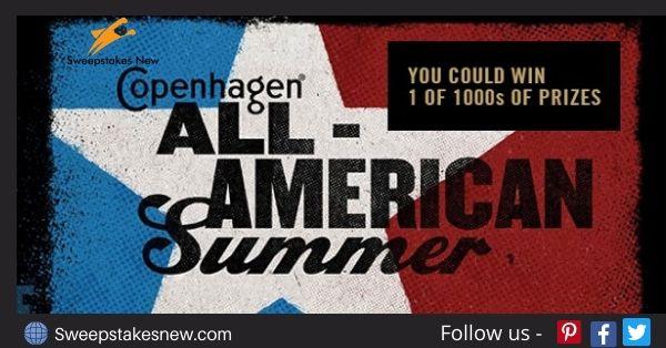 Copenhagen Summer Instant Win Game