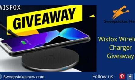 Wisfox Wireless Charger Giveaway