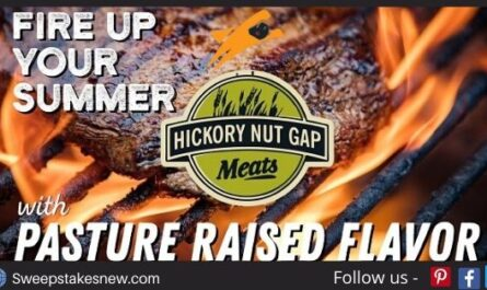 Hickory Nut Gap Grill Sweepstakes