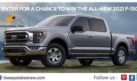 Ford 150 Sweepstakes