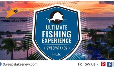 Huk Gear Fishing Trip Sweepstakes