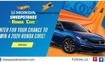 Hot Wheels Car Sweepstakes