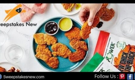 Caulipower Free Baked Chicken Tenders Giveaway