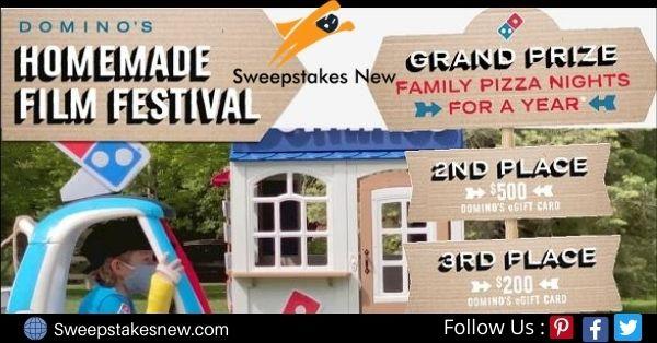 Domino's Homemade Film Fest Contest