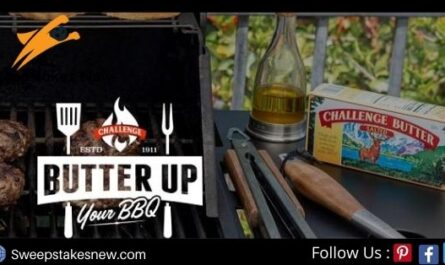 Butter Up Your BBQ Sweepstakes