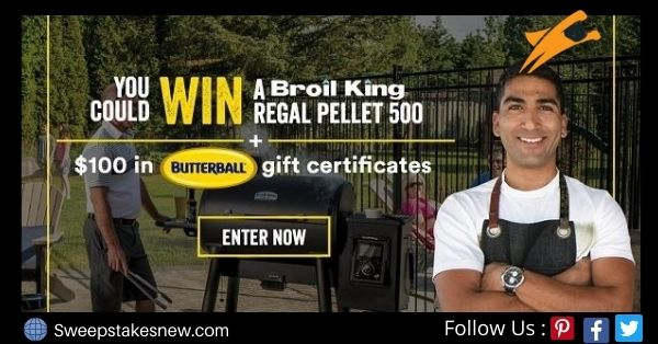 Butterball BBQ Contest