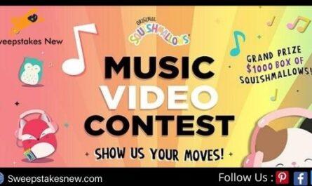 Squishmallows Jingle Music Video Contest