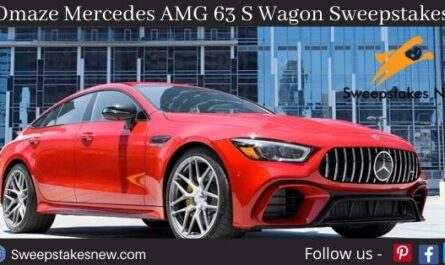 Omaze Mercedes AMG 63 S Wagon Sweepstakes