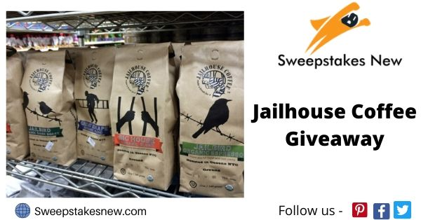Jailhouse Coffee Giveaway