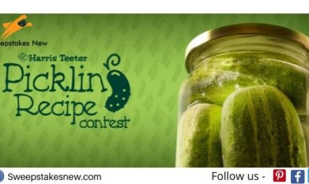 Harris Teeter Picklin Sweepstakes