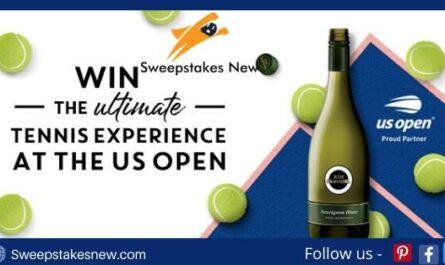 Kim Crawford Wines US Open Tennis Sweepstakes