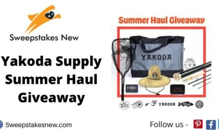 Yakoda Supply Summer Haul Giveaway