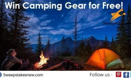 Bud Light Camping Gear Sweepstakes